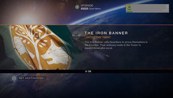 Destiny Beta Adds Iron Banner Maps Today #31648