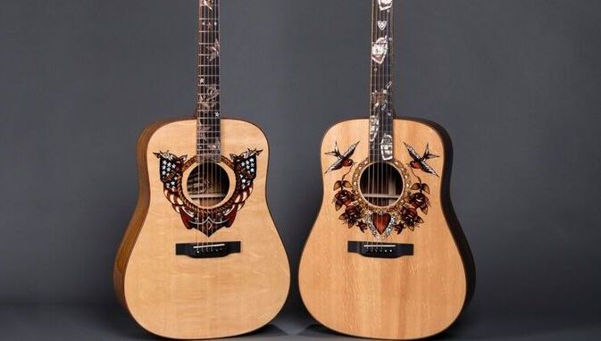 namm 2019 martin unveils 11 special and limited edition guitars guitarworld. Black Bedroom Furniture Sets. Home Design Ideas