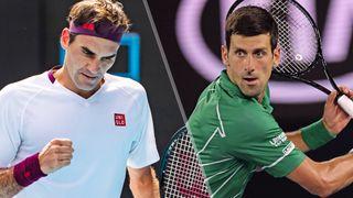 Federer vs Djokovic: Live stream Australian Open tennis