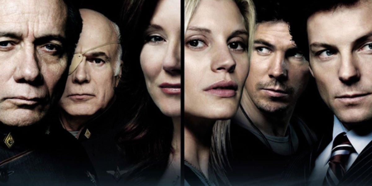 BSG Season 5 DVD cover art