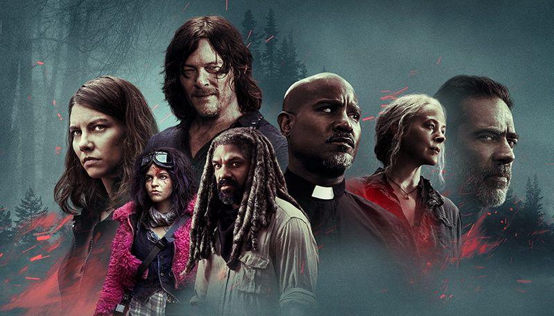 Comment regarder la saison 11 de The Walking Dead en streaming ?