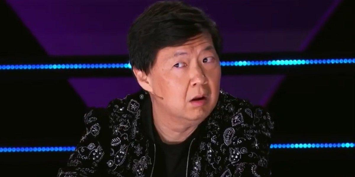 Ken Jeong The Masked Singer Fox