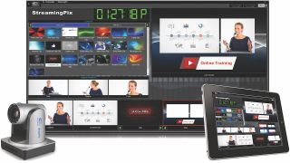 Broadcast Pix's StreamingPix live production and streaming solution