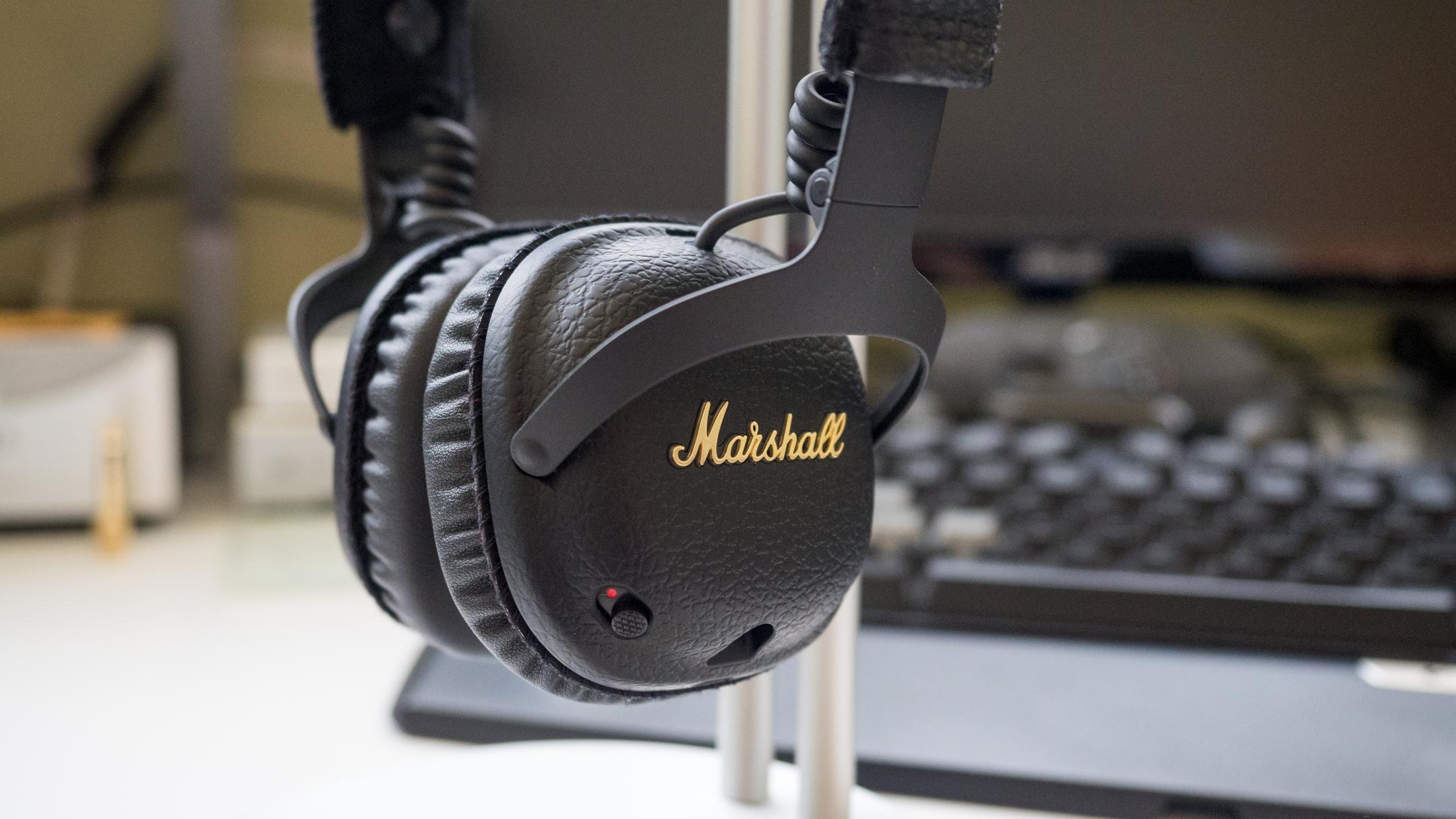 Marshall Hörlurar Rabatt