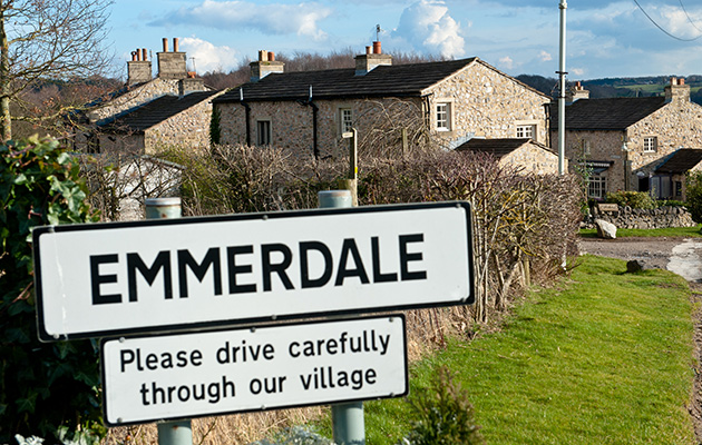 Emmerdale reveals this year's Christmas storylines – and it's going to be 'EXPLOSIVE!'