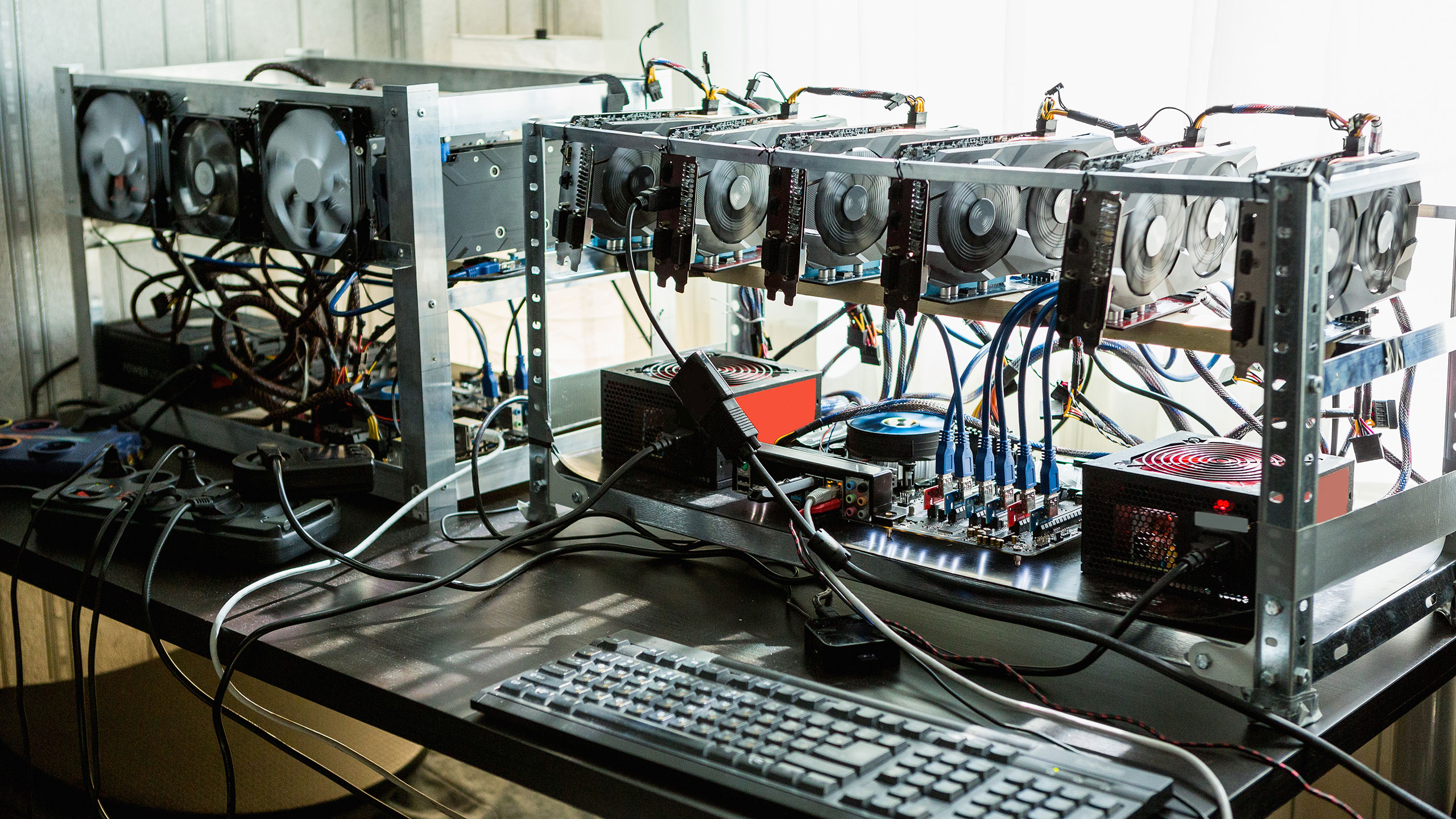 cryptocurrency mining drives gpu prices up