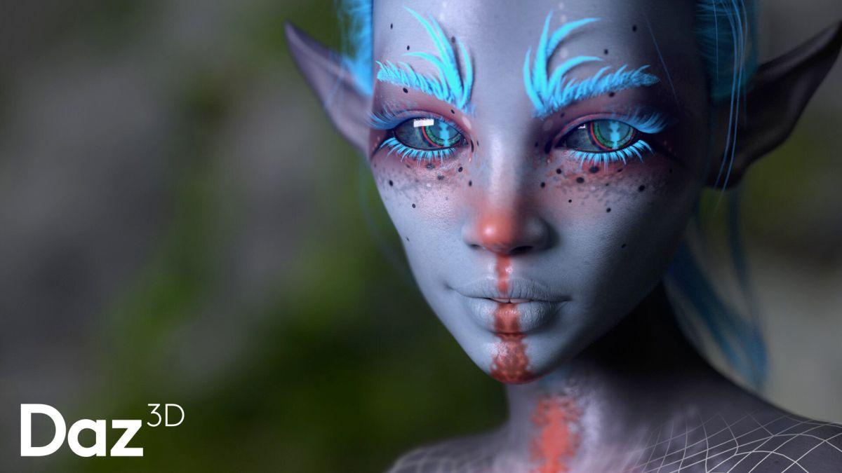 Daz 3D: Create amazing 3D art anywhere you create