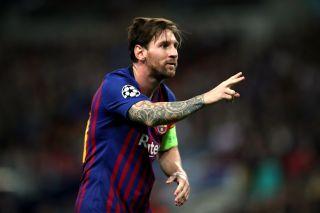 Tottenham Hotspur v Barcelona – UEFA Champions League – Group B – Wembley Stadium