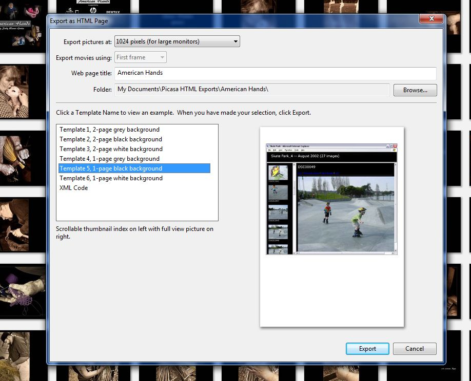 Google Picasa Review - Photo Editing Software | Tom's Guide