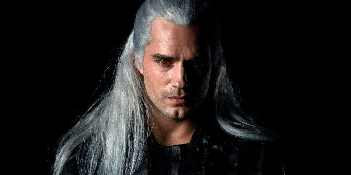 Henry Cavill - The Witcher First Look
