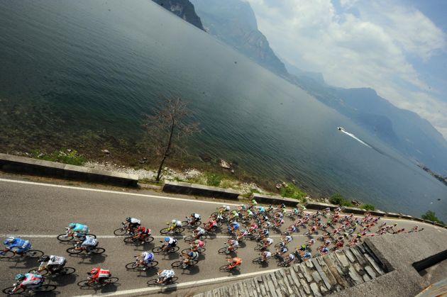 Lake Como, Giro d'Italia 2011, stage 18