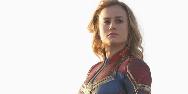 Captain Marvel Brie Larson Carol Danvers Marvel