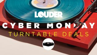 Cyber Monday Turntable Deals