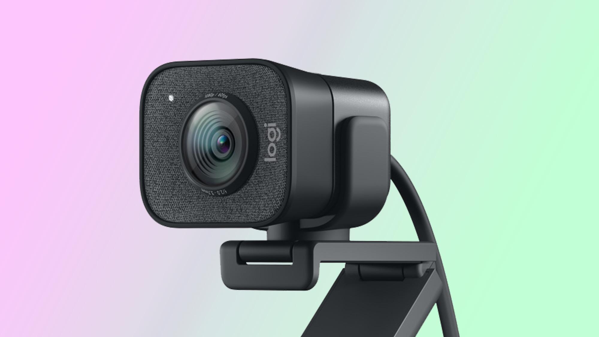 best webcams: Logitech StreamCam