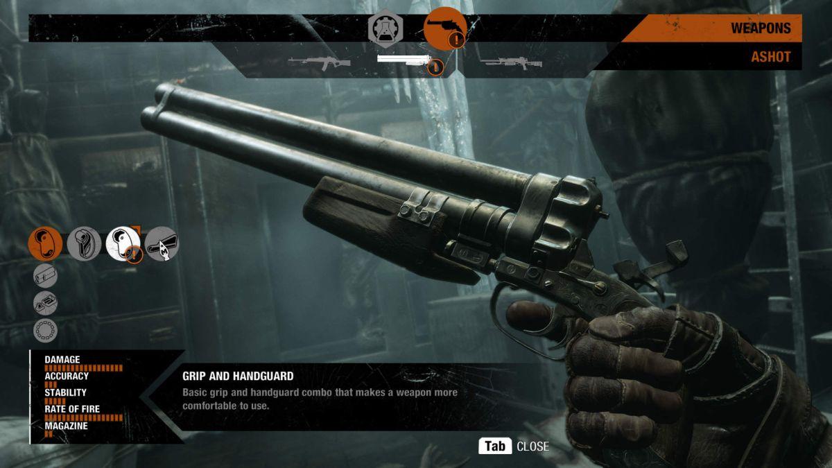 Metro Exodus weapons guide | PC Gamer