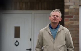 Martin Clunes on his new comedy character Warren: 'He's grumpy but in a very different way to Doc Martin'