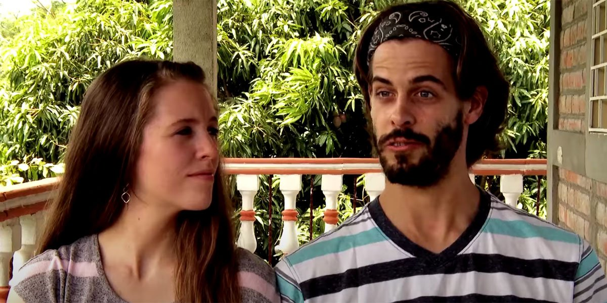 Jill and Derick Duggar Dillard on mission work, screenshot courtesy of TLC