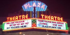 5 Ways To Support Movie Theaters During The Coronavirus Pandemic