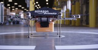 "Amazon's ""Prime Air"" Delivery Drones"