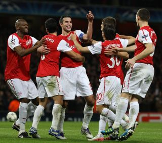 Soccer – UEFA Champions League – Group F – Arsenal v Borussia Dortmund – Emirates Stadium