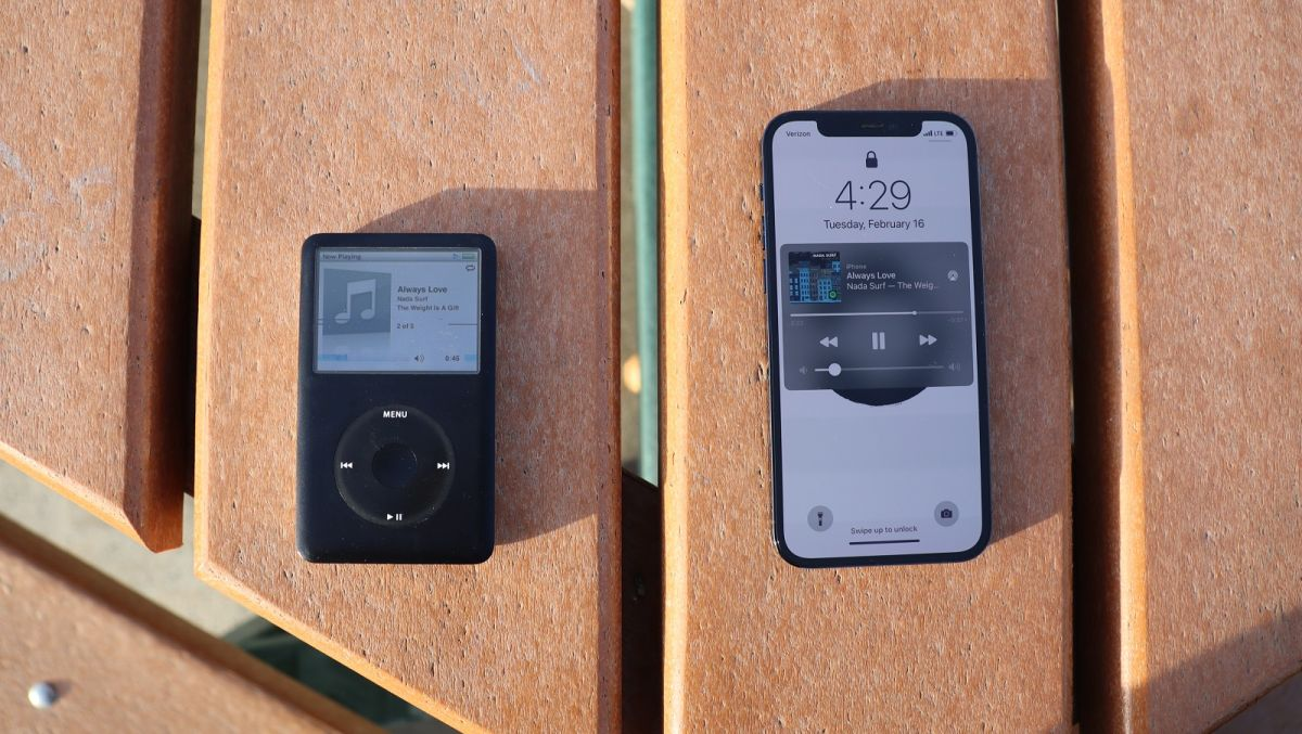 iPod 15 years later: the pros, cons and memories of Apple's massively popular MP3 player - TechRadar