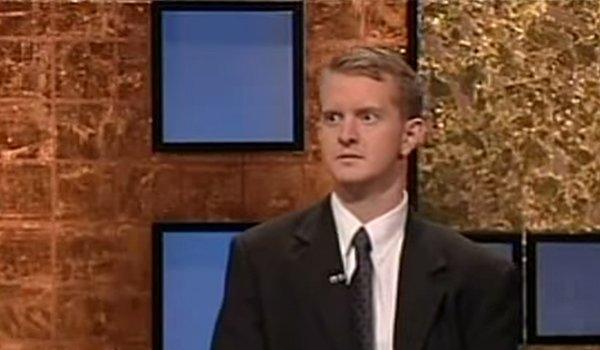 Jeopardy! superstar Ken Jennings