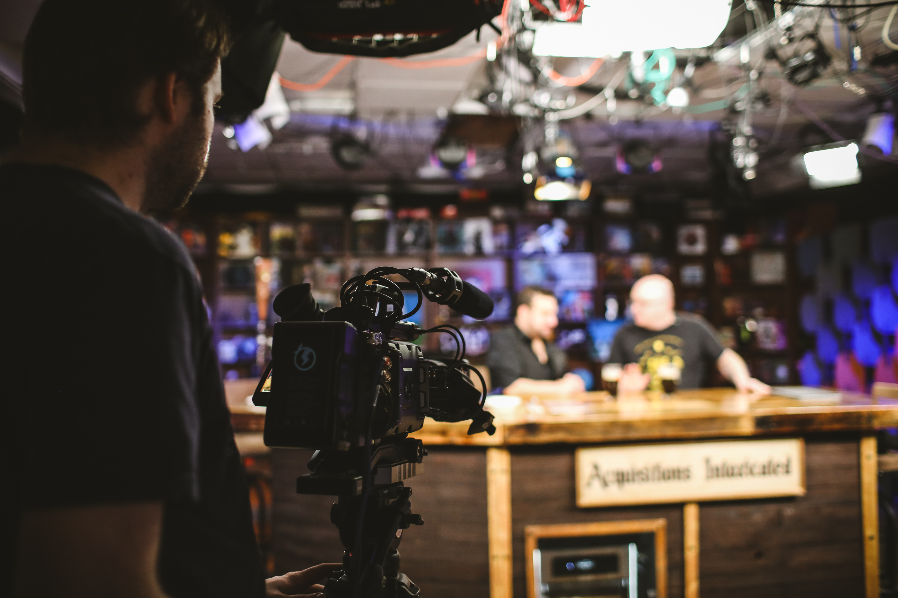 Blackmagic Atem Mini Switcher Powers Live Streaming Workflows For Penny Arcade Avnetwork