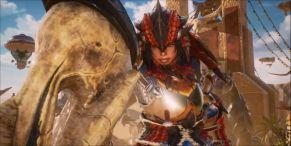 Marvel Vs Capcom: Infinite Shows Off Monster Hunter In New Trailer