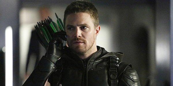 Stephen Amell Arrow The CW