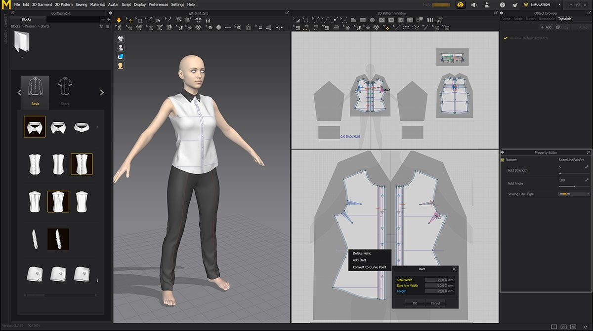 dress - Fashion virtual at hm video
