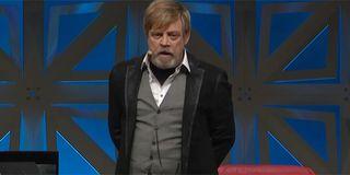 The Force Awakens Luke Skywalker Mark Hamill