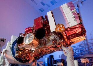 U.S. Senate Curbs Spending on Military Weather Satellites