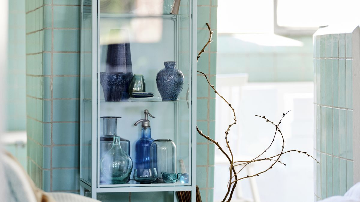 Five cool ways to style the IKEA RUDSTA – the cabinet taking Instagram by storm