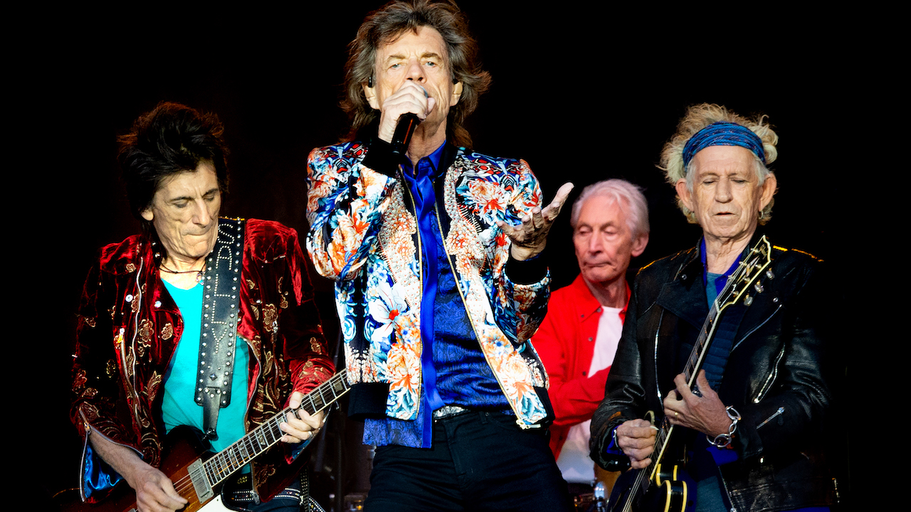 What people don't tell you about the Rolling Stones on their