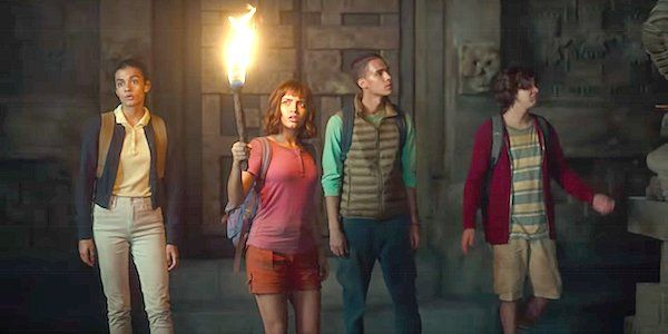 Dora And The Lost City Of Gold Trailer Explores The Live