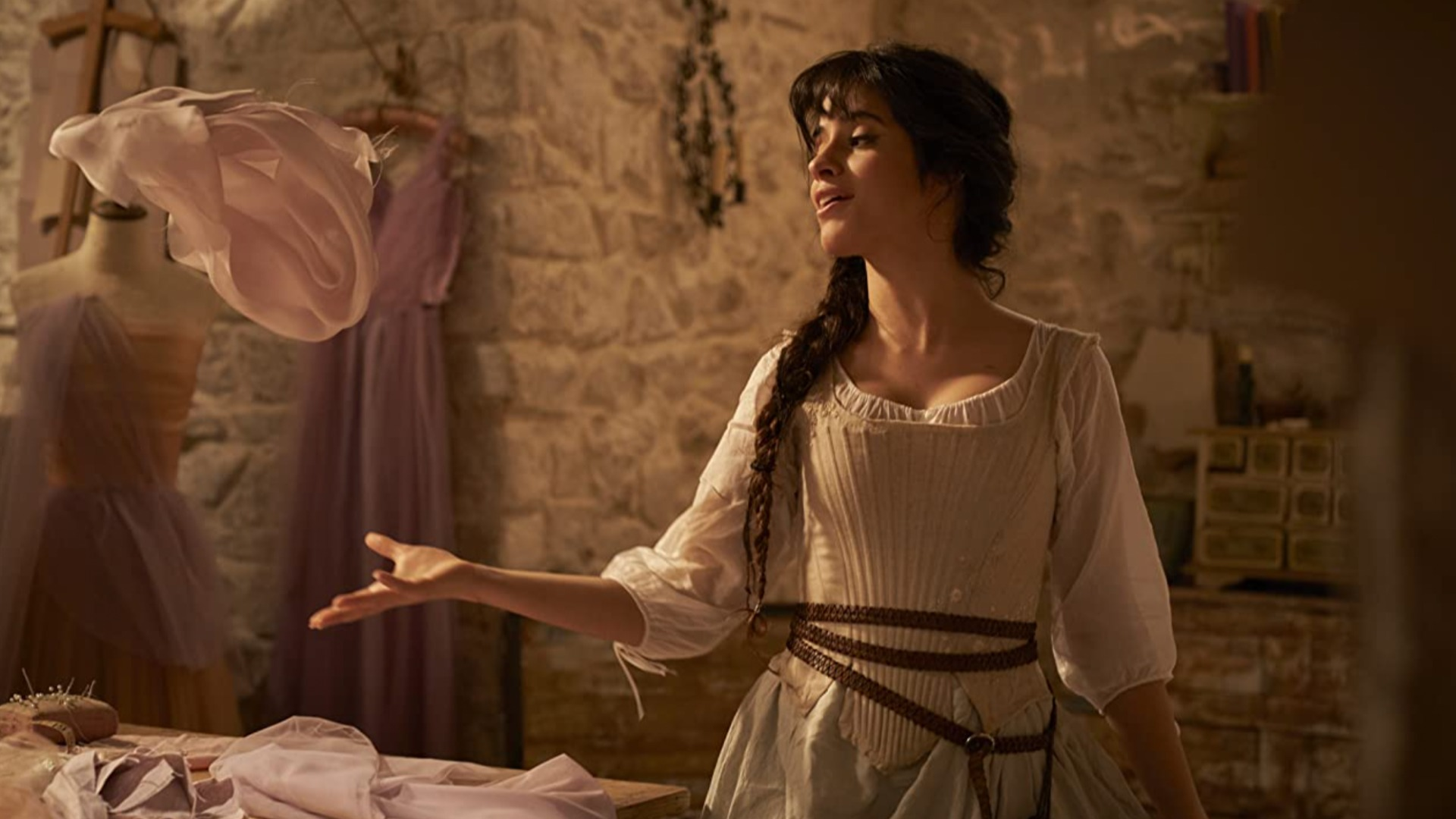 Camila Cabello in Cinderella