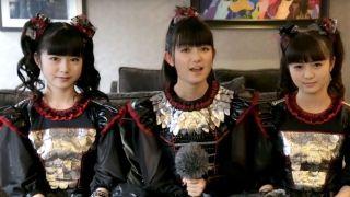 Babymetal interview video Metal Hammer