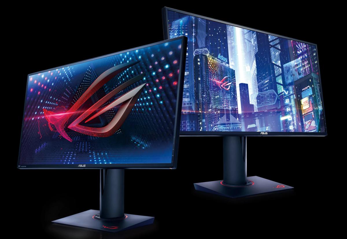 best gaming monitors 2018 pc gamer. Black Bedroom Furniture Sets. Home Design Ideas