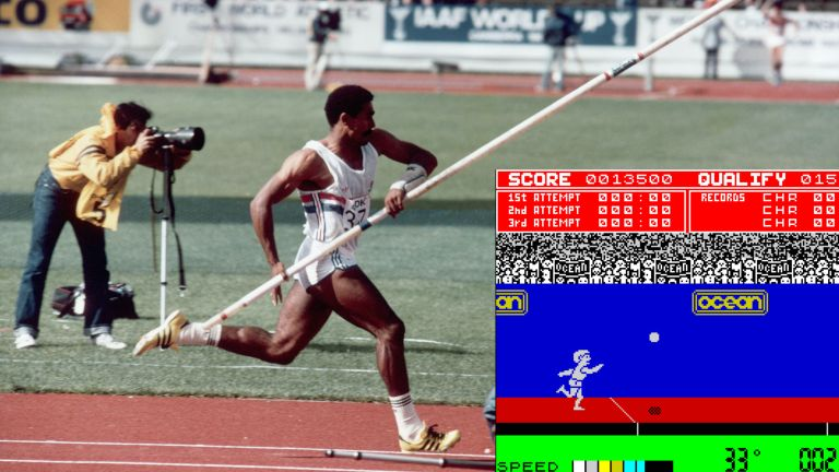 Daley Thompson interview