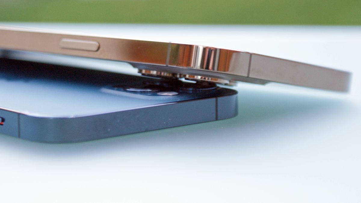 iPhone 13-serien kan bli tjockare, men få alla möjliga uppgraderingar