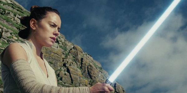 Star Wars The Last Rey Lightsaber