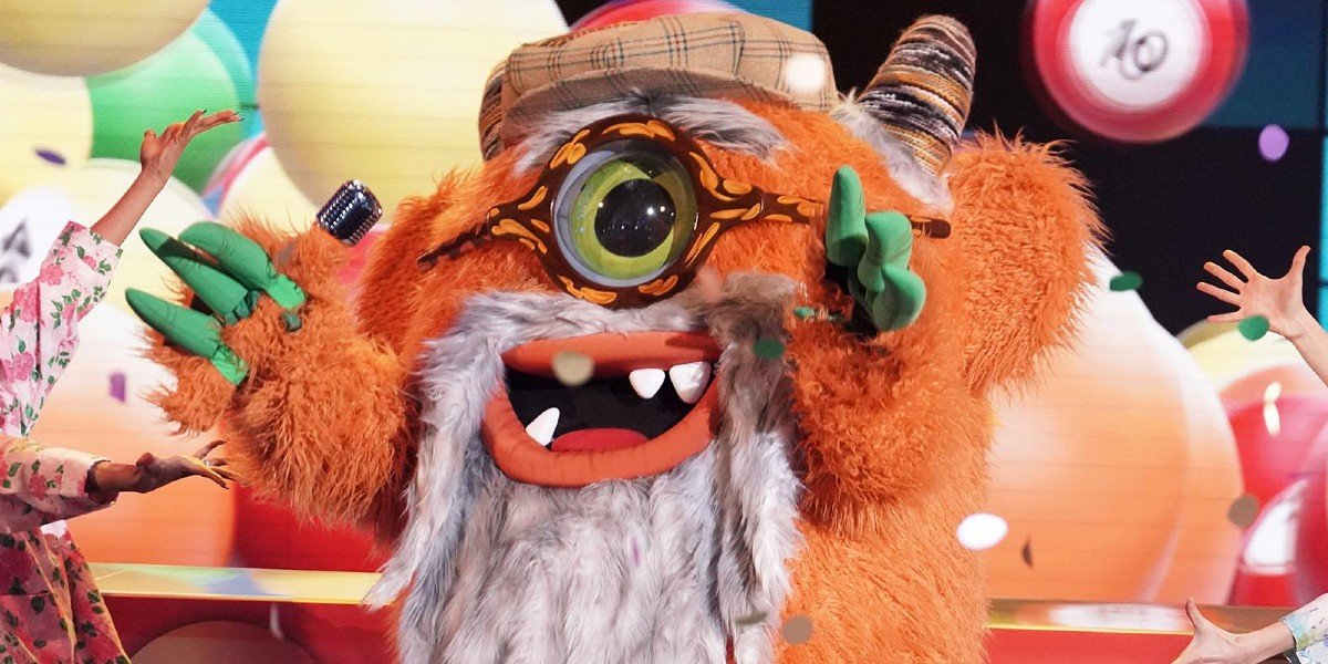 Grandpa Monster The Masked Singer Fox