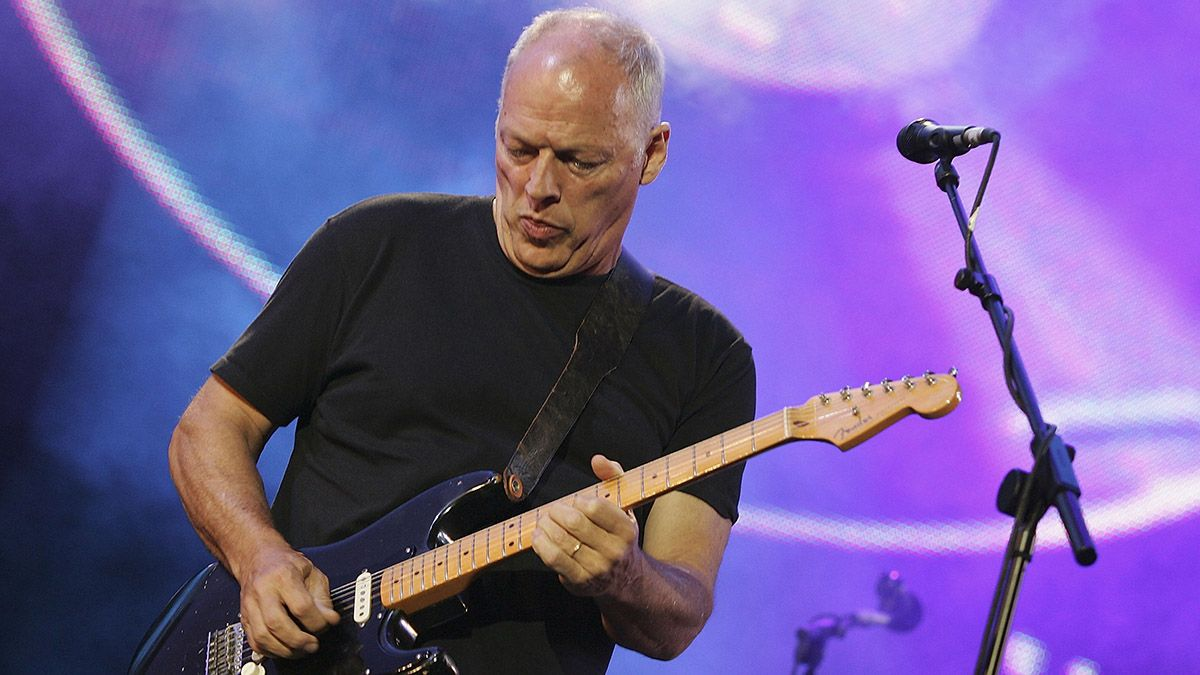 David Gilmour Reflects on His Career with Pink Floyd