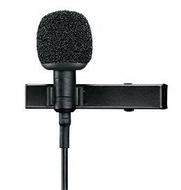 New Shure Motiv MVL Lavalier Condenser Records Directly to iOS and Android