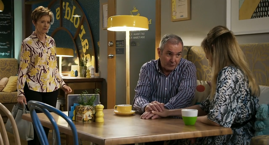 Neighbours, Susan Kennedy, Karl Kennedy, Olivia Bell