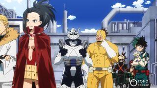 My Hero Academia season 5 episode 8 release date