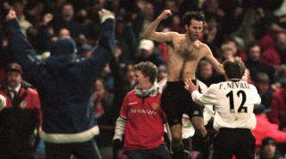 Ryan Giggs, Arsenal, 1999 FA Cup semi-final