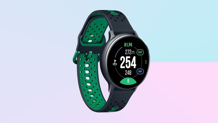 Samsung Galaxy Watch Active 2 Golf