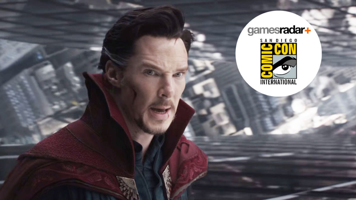 Doctor Strange Comic Con trailer is a trippy trek into the Sorcerer's world - watch it here