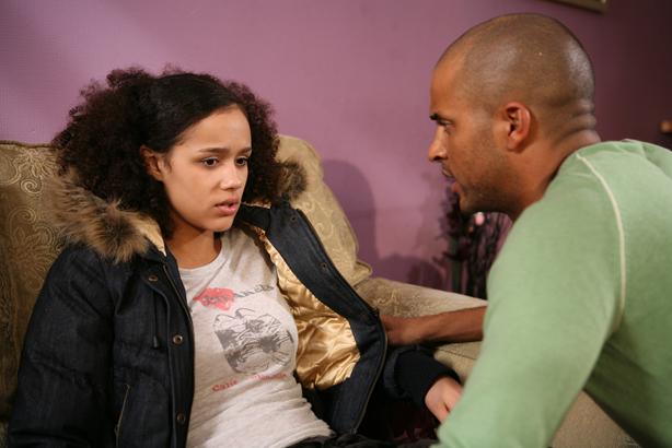 Calvin confesses to Sasha